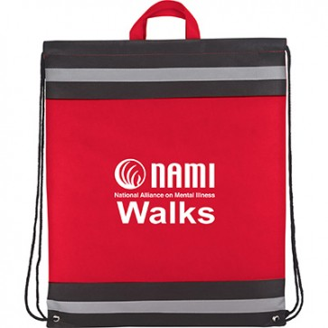 NAMIWalks Drawstring Cinch Backpack #3