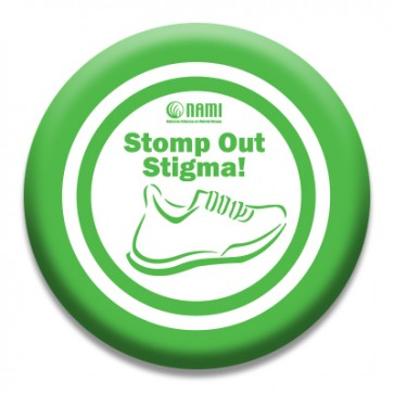 Stomp Out Button