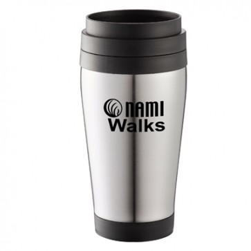 NAMI Walks Stainless Steel Tumbler 14 ounce (Min QTY 48)