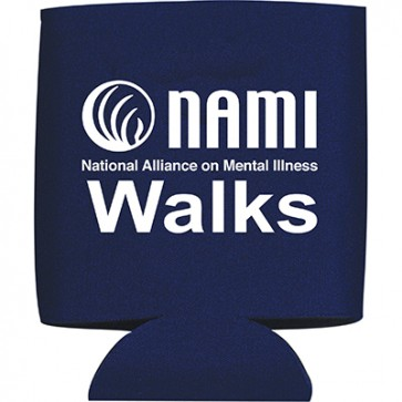 NAMIWalks Can Coolers