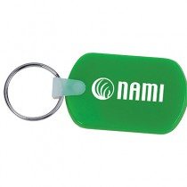 NAMI Soft Key Chain (min QTY 250)
