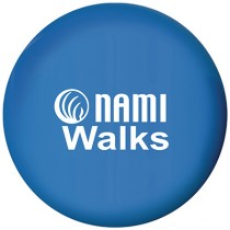 NAMIWalks Round Stress Ball