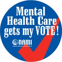 Mental Health Care GMV - 2.5 inch Stickers