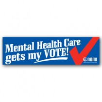 Mental Health Care GMV - Bumper Stickers