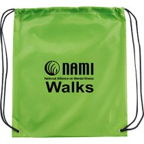 NAMIWalks Drawstring Cinch Backpack