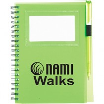 NAMIWalks Spiral Notebook #1 with pen