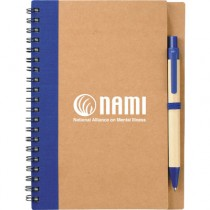 NAMI Spiral Notebook #5 with pen