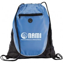 NAMI Cinch Backpack #2 with earbud port