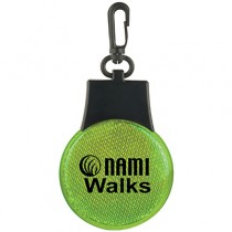 NAMIWalks reflector LED - stacked logo (min QTY 100)