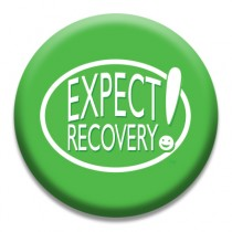 EXPECT RECOVERY  Button