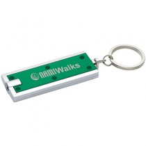 Rectangular Key Chain Light