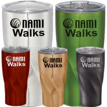 NAMIWalks Echo Copper Vacuum Insulated Tumbler 20 OZ