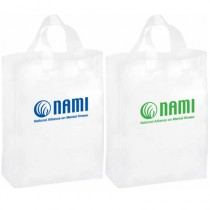 NAMI Gift Bags - Frosted (min qty 250)