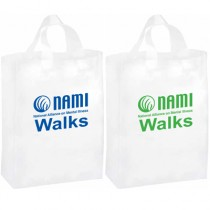 NAMIWalks Gift Bags - Frosted (min qty 250)