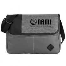 NAMI Convention Messenger Bag (Min Qty 24)