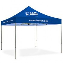 NAMI Full Color Tent 10' x 10'