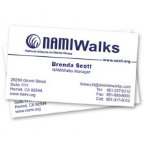 NAMIWalks Business Card