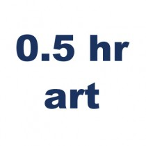 Art Charge For Half hour