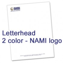 NAMI Letterhead (no Affiliate Name)